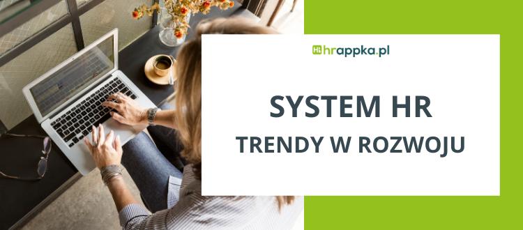 System HR 2020 - Trendy w rozwoju