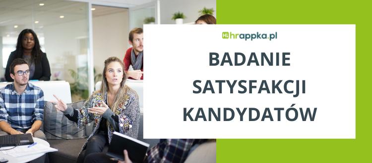 Badanie candidate experience w systemie Hrappka